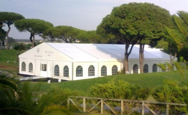 Campeonato Golf - El Rompido. Huelva (Mercedes Benz)