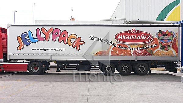 MOÑITA lonas de camiones