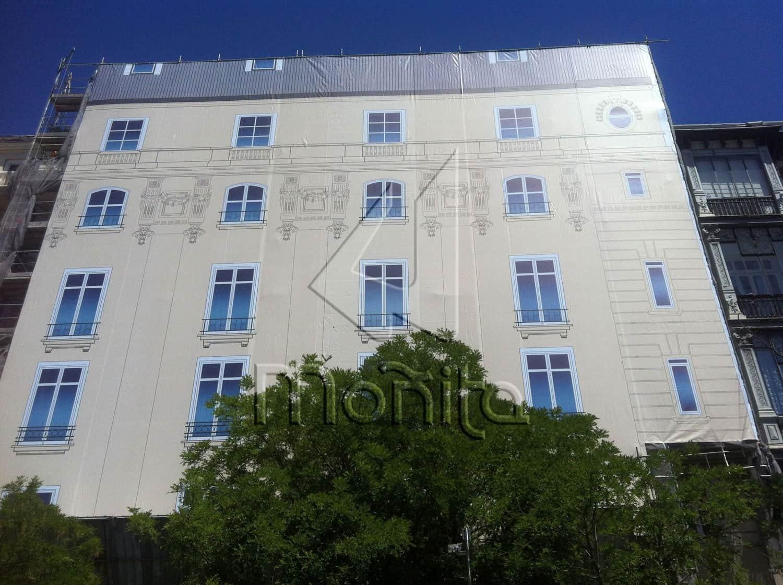 MOÑITA lonas de gran formato para fachadas
