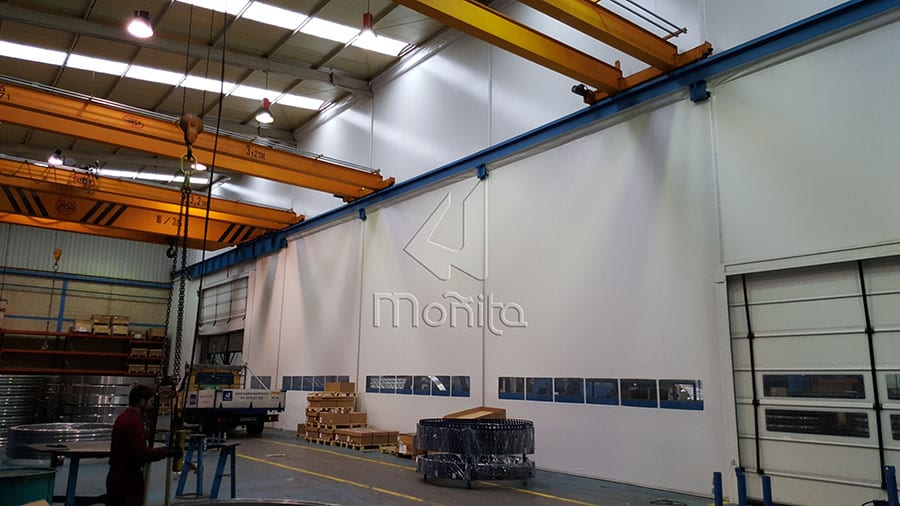 MOÑITA fábrica textil