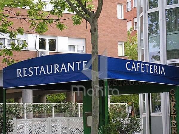 MOÑITA toldo de restaurante