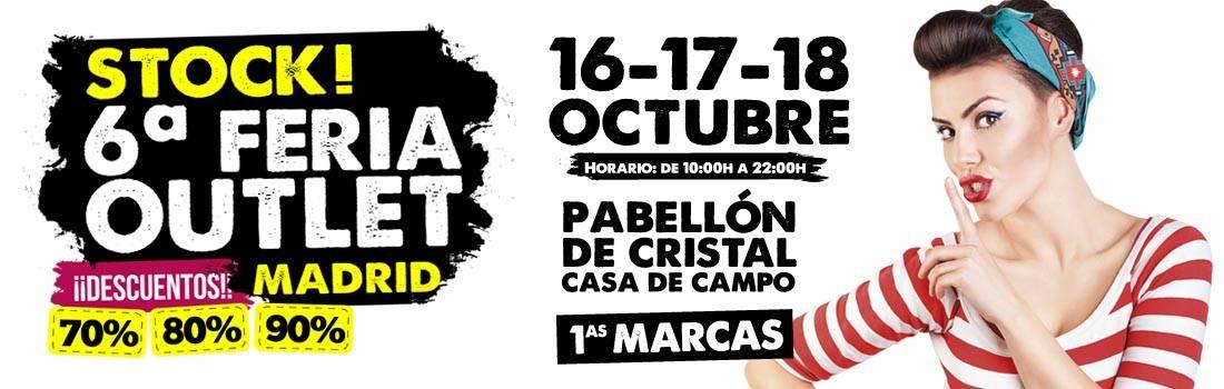 MOÑITA anuncio Feria Outlet Madrid
