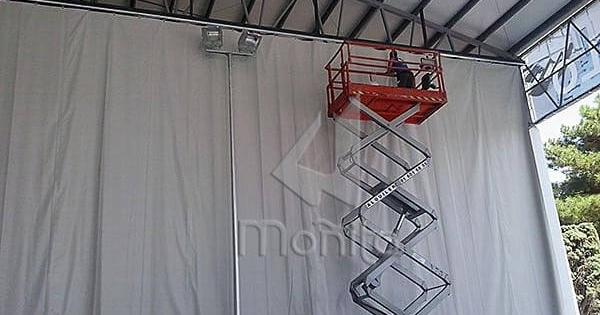 cortinas - Toldos Moñita